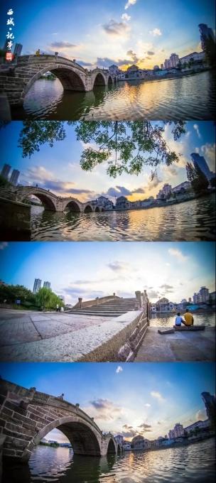 西城· 记事 | 醉卧西江五洞桥,夜色撩人不自知